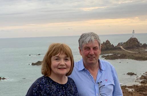 Pat and Bernie McGuinness